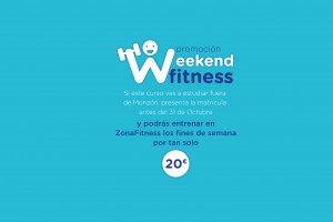 Promo Weekend Fitness