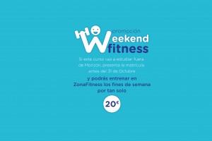 Promo Weekend Fitness