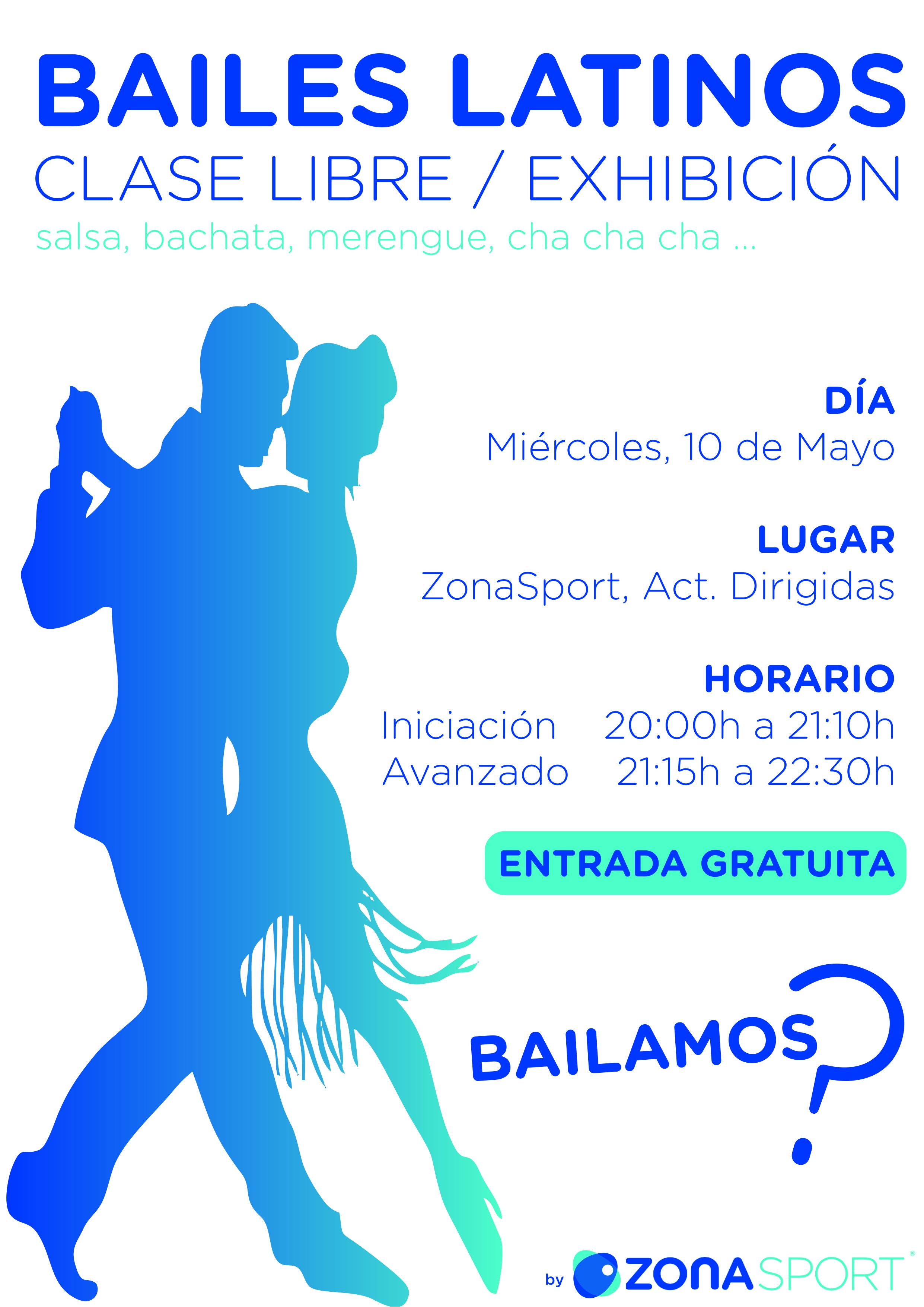 BAILES LATINOS mx