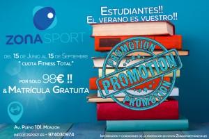 Promoción estudiantes 2018